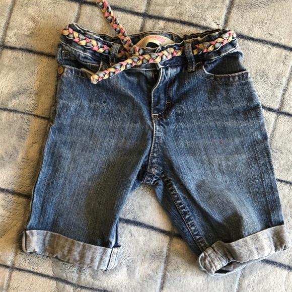 OshKosh B'gosh Other - OSH KOSH Girl's jean shorts